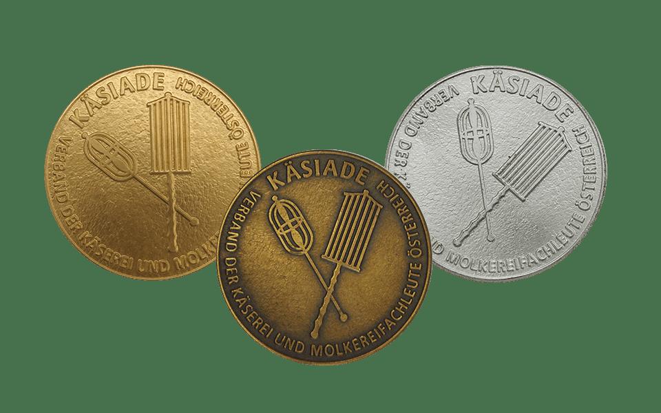 kaesiade-medaillen