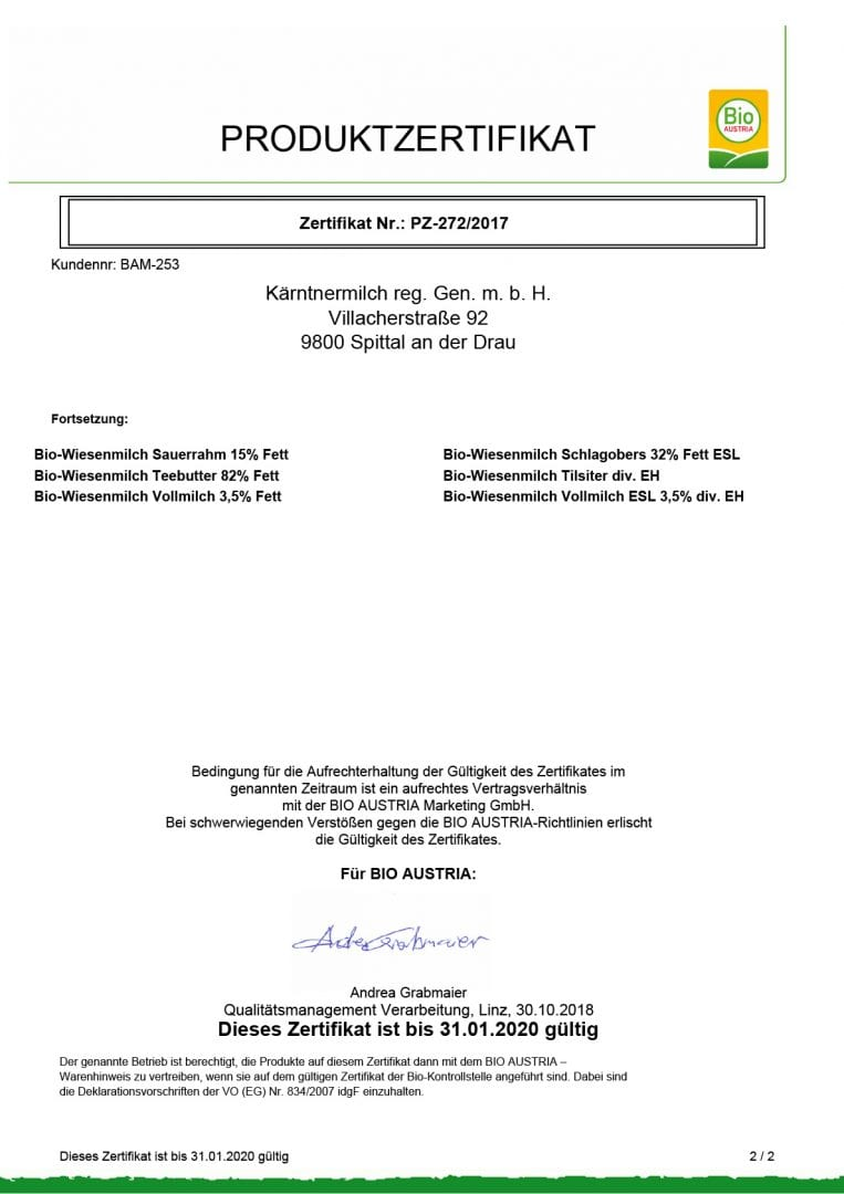 Produktzertifikat_BIO-AUSTRIA-_2019-2