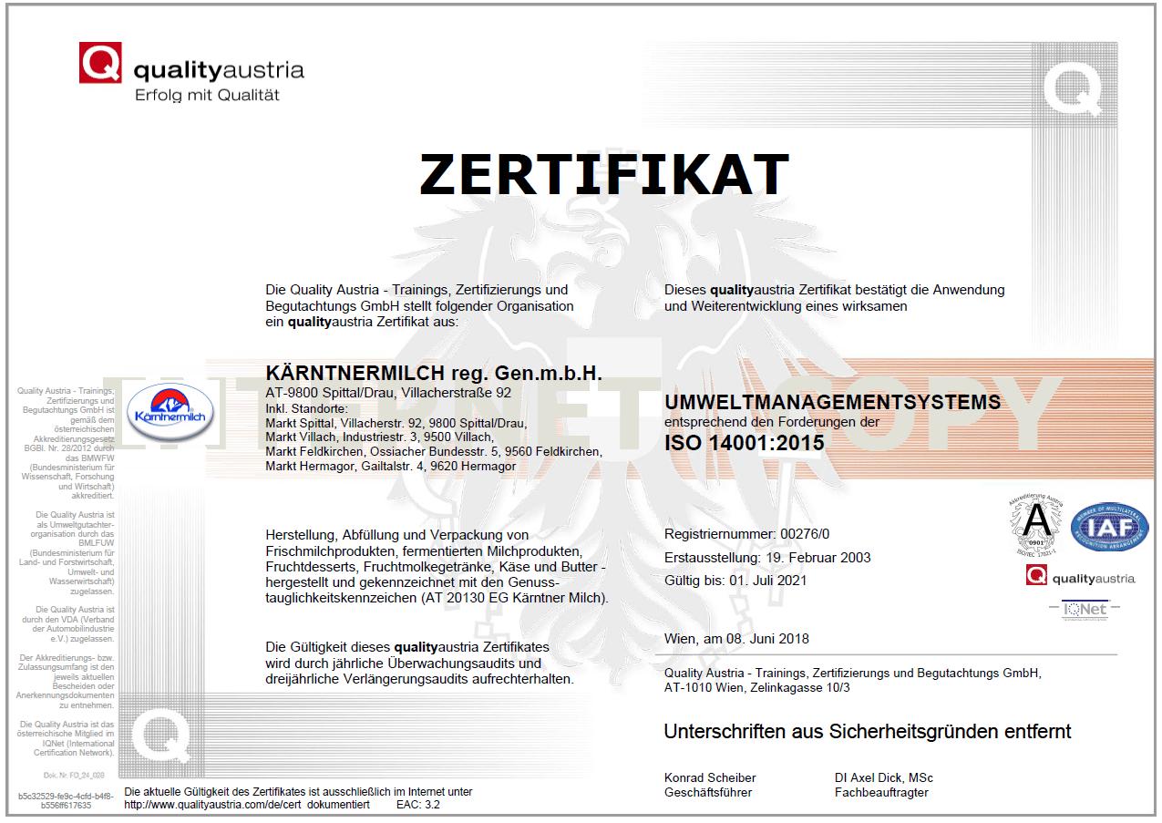 ifs-umwelt-zertifikat-austria-kaerntnermilch